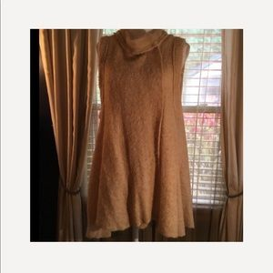 FREE PEOPLE Other - FREE PEOPLE ASYMMETRICAL VEST